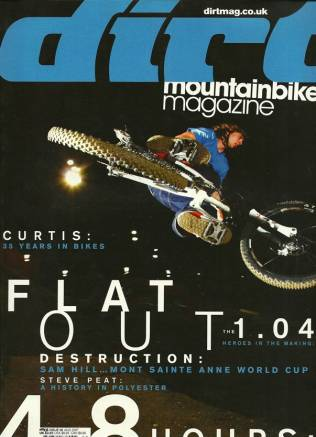 Dirt Magazine35 Years of Curtis BikesAugust 2007