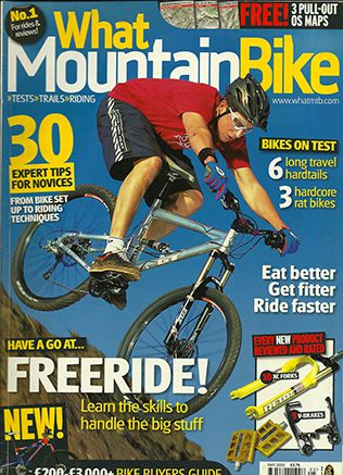 What Mountain Bike May 05 cover for web
